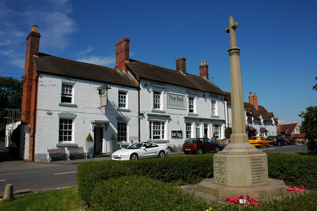The Bell, Tanworth-in-Arden