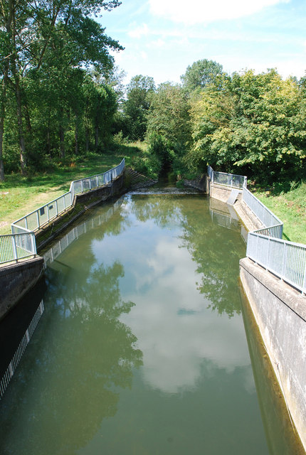 Detention Reservoir, Tubbs Bottom