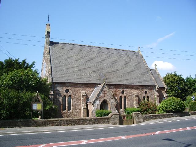 Christ Church, Waverton