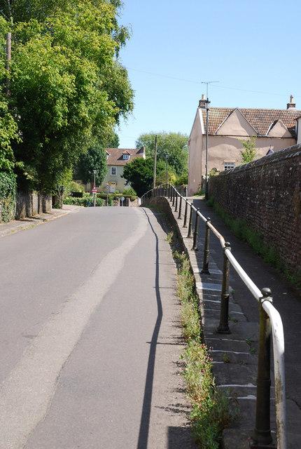 Iron Acton High Street