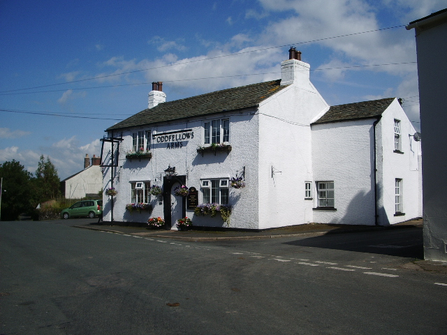 Oddfellows Arms, Bolton Low Houses