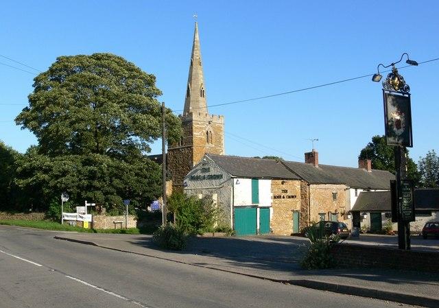 Church & Pub