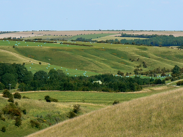 Fore Hill, south of Little Cheverell