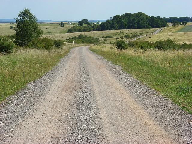 Track, Larkhill Artillery Range