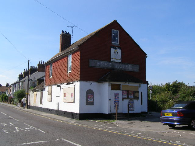 Queen Adelaide Pub, Ferry Road, Rye