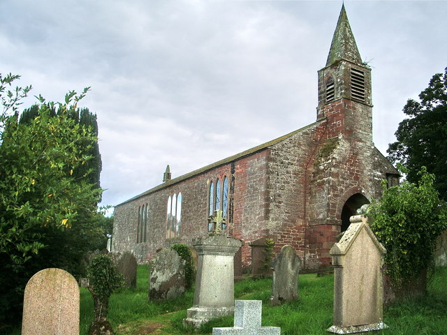 St Hilda's Church, Westward