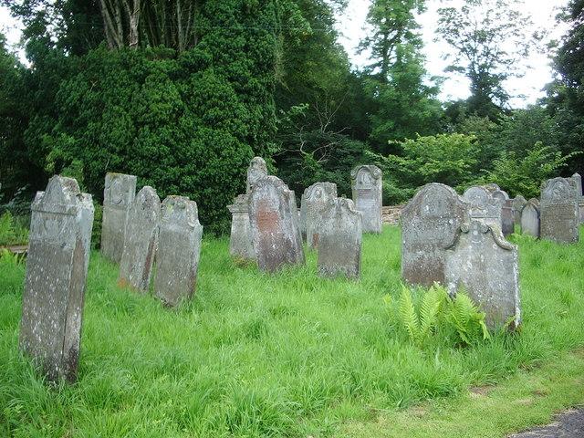 Graveyard, St Hilda's Church, Westward