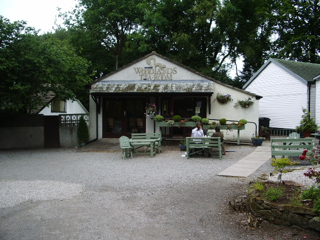 Woodlands Tea Room, Santon Bridge