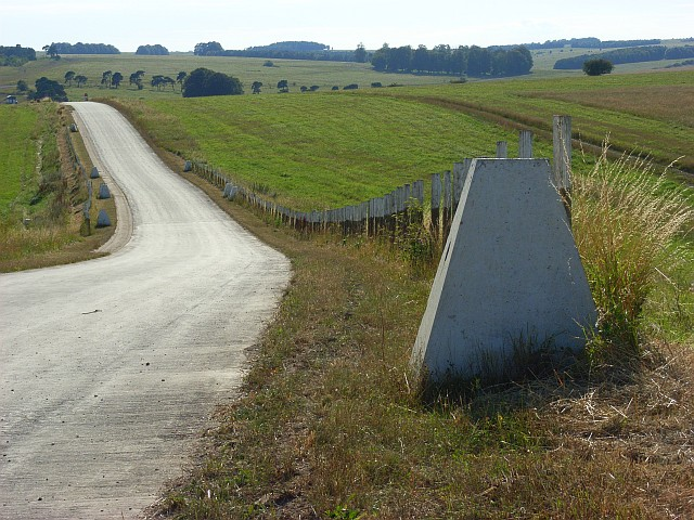 MOD road, Tilshead