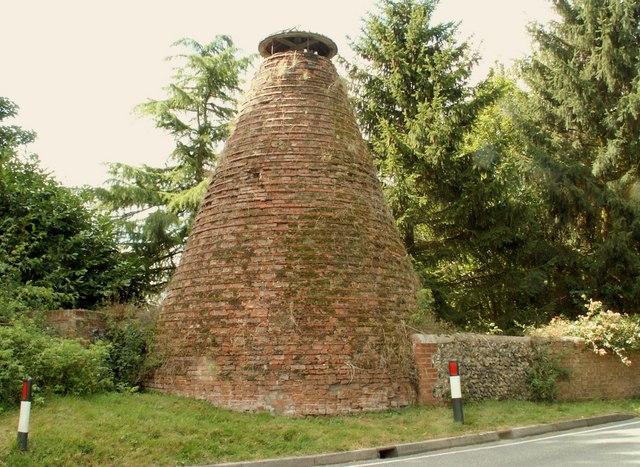 A Malting Kiln at Dalham
