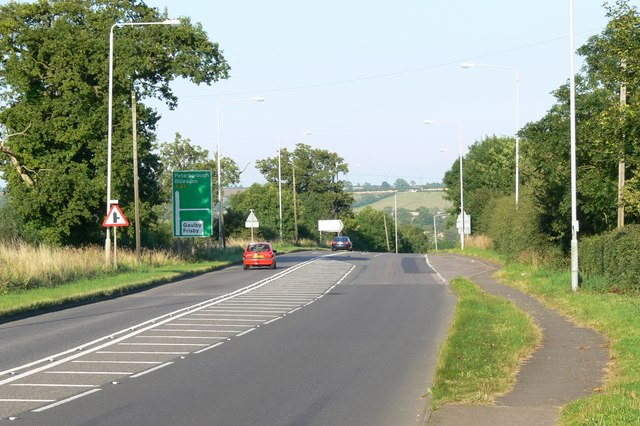 A47 Uppingham Road, Leicestershire