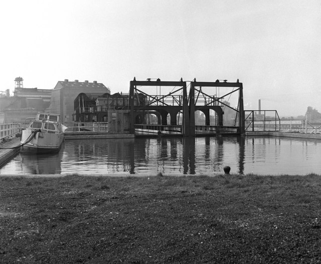 The Anderton Boat Lift (1)