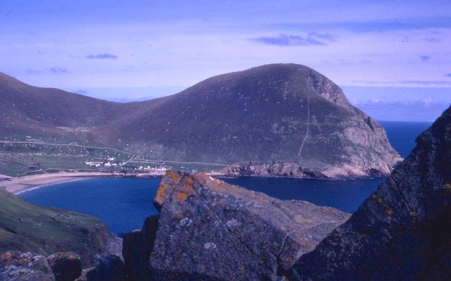 Oisebhal and St Kilda Village