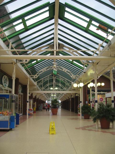 Cockhedge Centre, Warrington