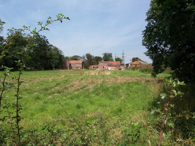 North Killingholme - Manor House and Manor Farm