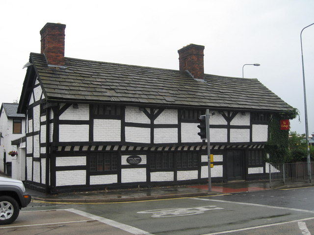 Cromwell's Cottage