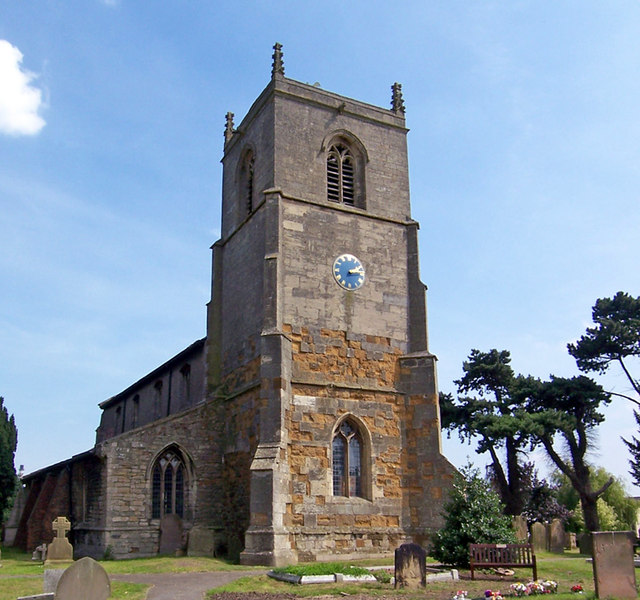 The Church Tower - North Killingholme