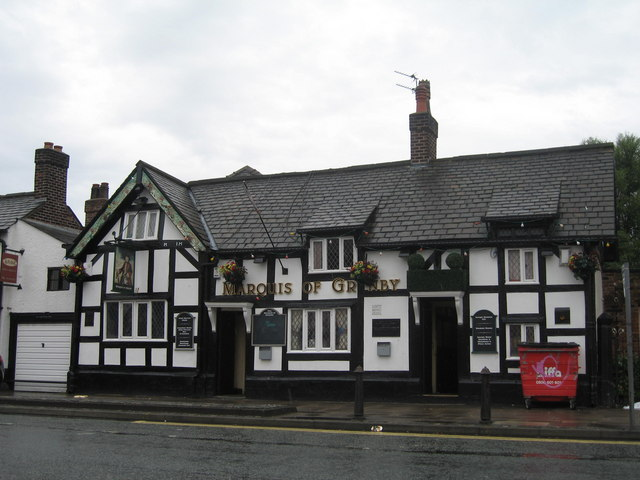 The Marquis of Granby Inn
