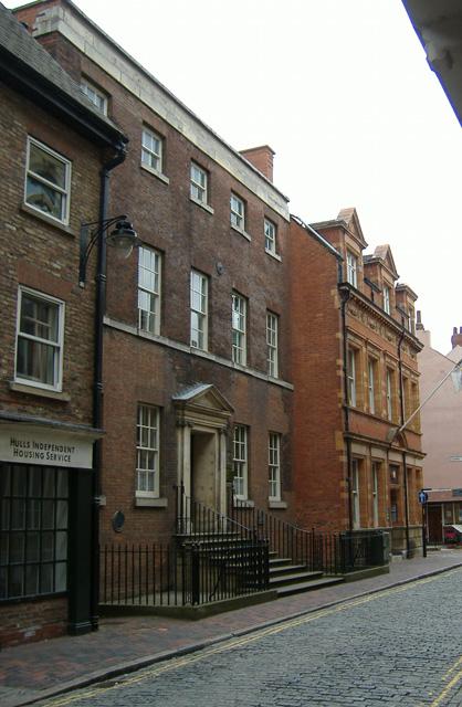 Maister House