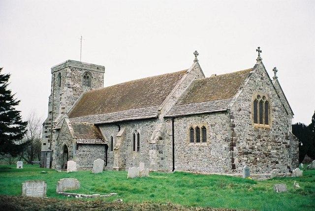 Shapwick: parish church of St. Bartholomew