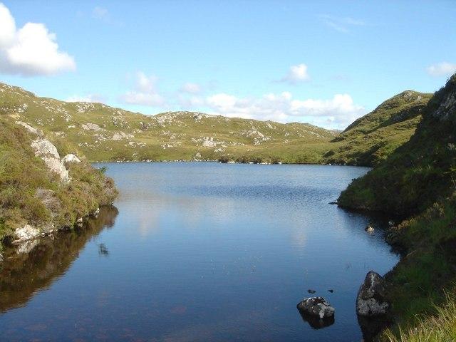A Loch in Assynt