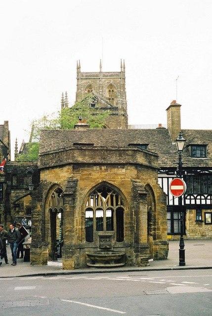 Sherborne: marketplace