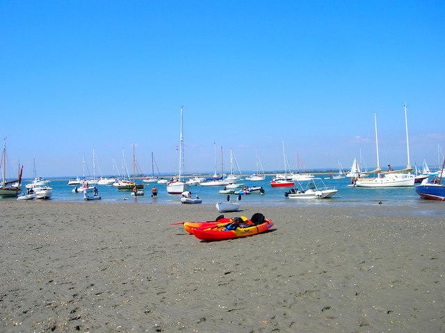 Beach, East Head