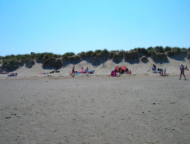 Sand Dunes, East Head
