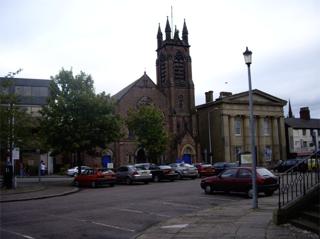 Churches in Mill St