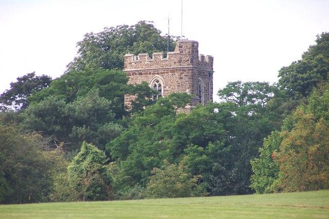 Church Tower - Ampthill