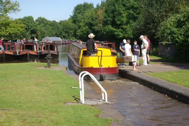 Stoke Bottom Lock
