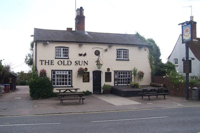 The Old Sun, Ampthill