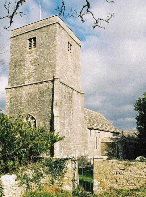 Steeple: parish church of St. Michael & All Angels