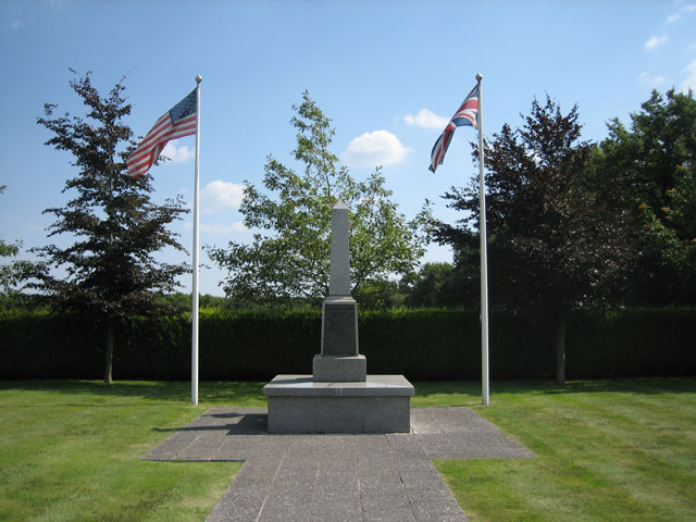 US Air Force Wendling war memorial (WWII)