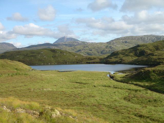 Loch Bad a' Chigean