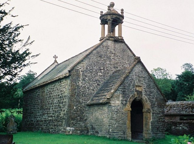 Stockwood: England's (second?) smallest church – parish church of St. Edwold