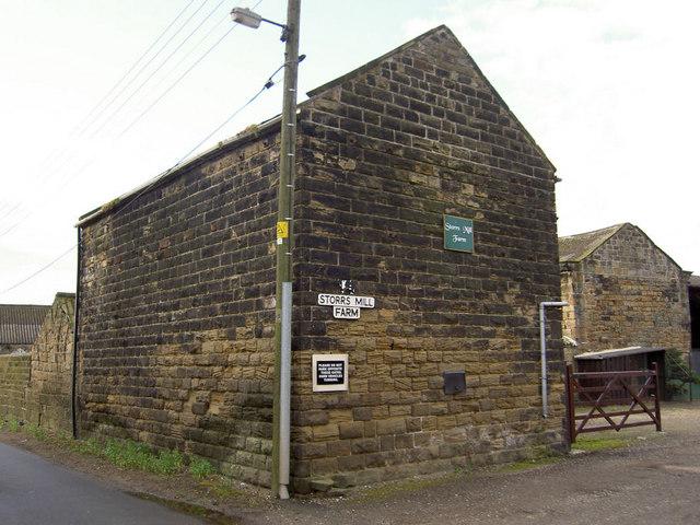 Storrs Mill Farm.