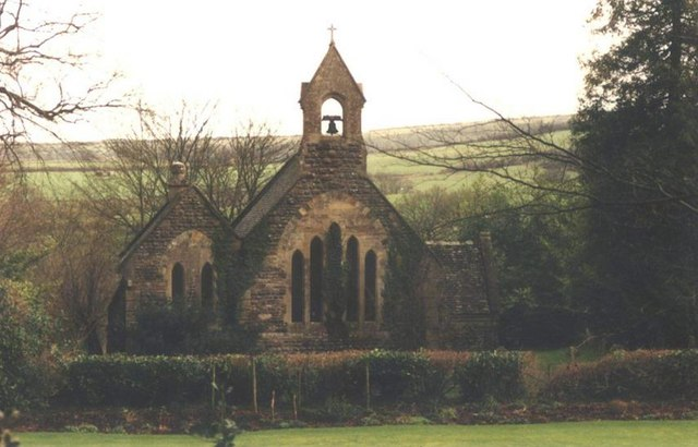 Stoke Wake: former parish church of All Saints