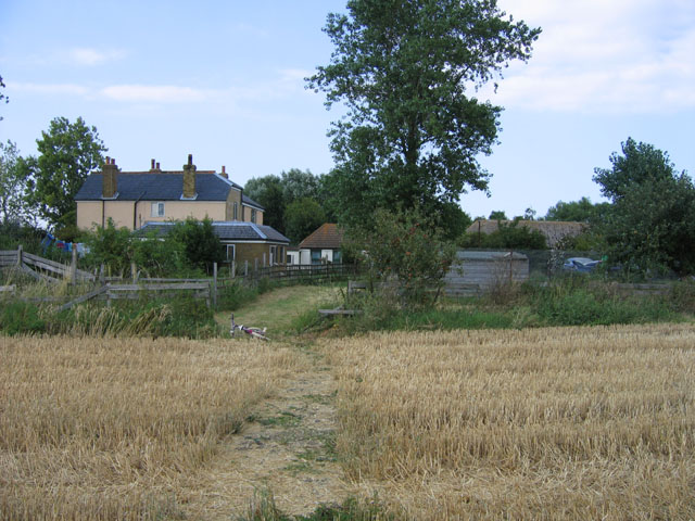 Bridleway at Poors