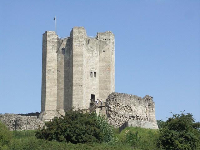 Conisbrough Castle Keep