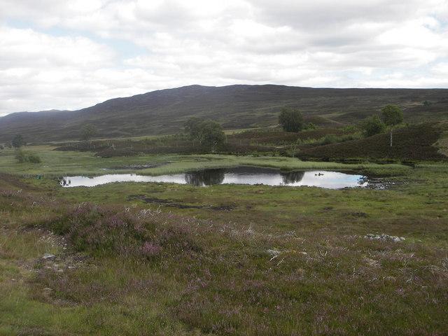 Loch an Dabhaich