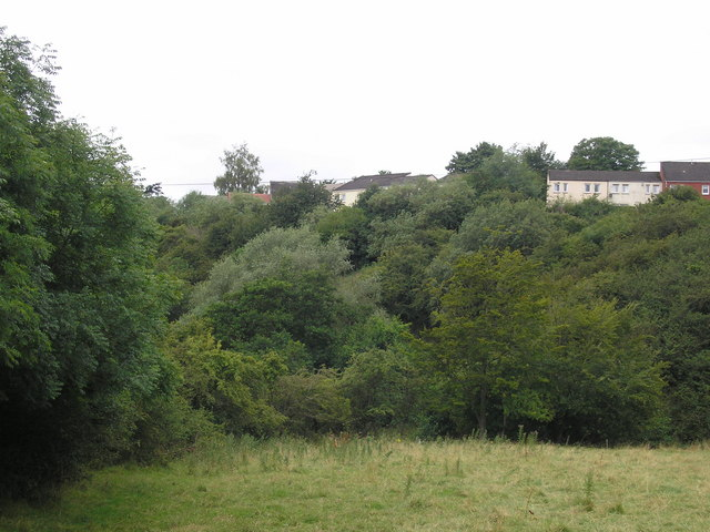 Stonehouse from side of Cander Water