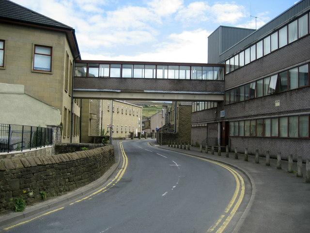 School Lane, Earby