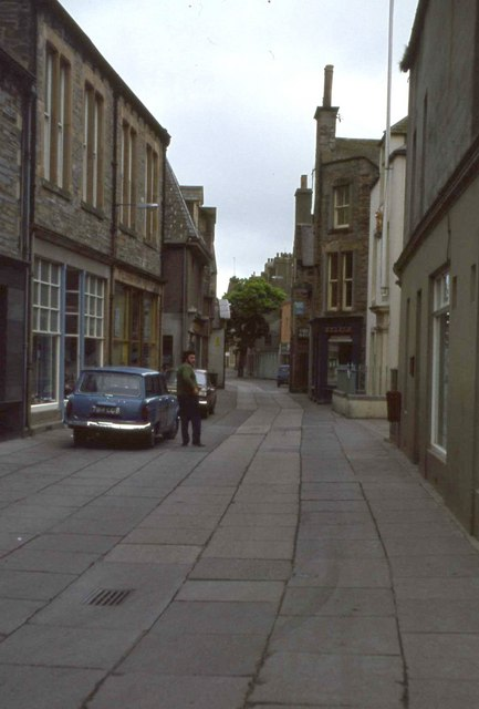 Main Street, Kirkwall