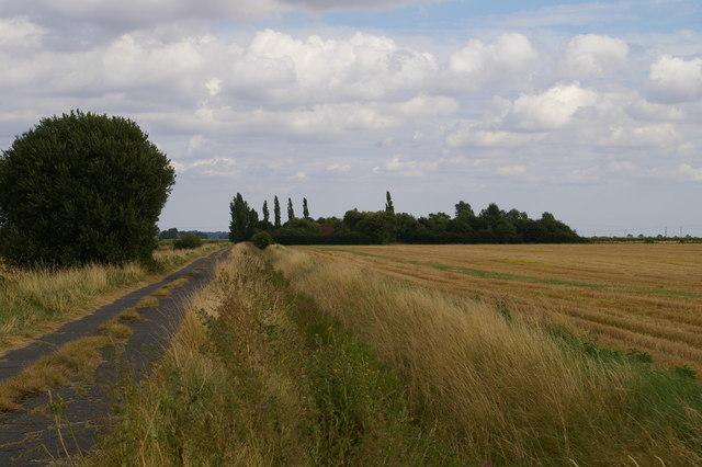Along Hempsals Road