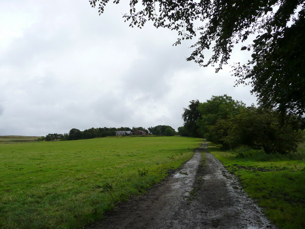 Old Polquhairn Farm