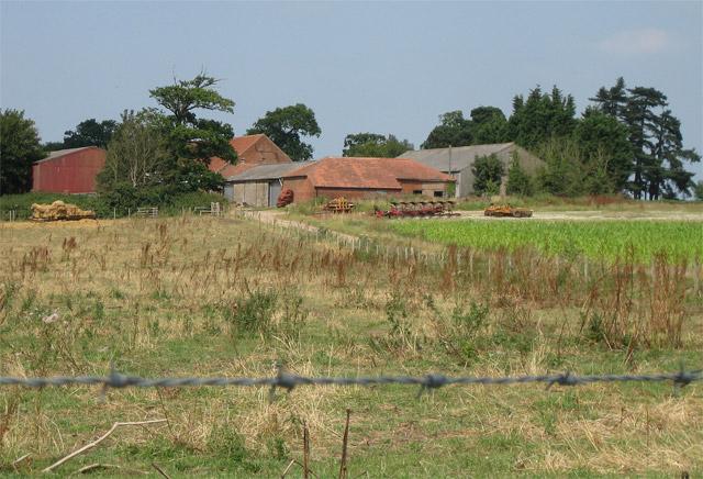Testerton Hall near Colkirk