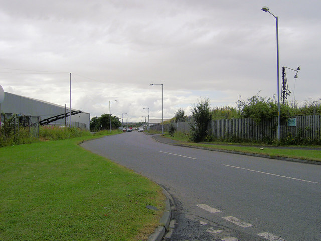 West Sleekburn Industrial Estate