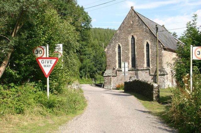 Chapel at Muddiford