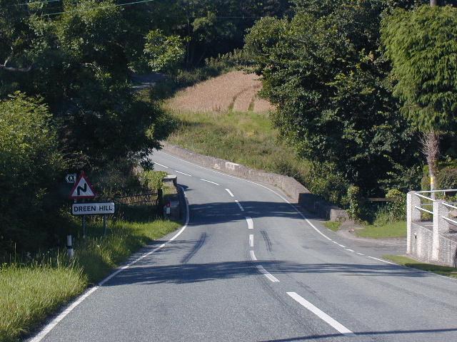 Skerryford Bridge, approaching Dreenhill, Pembrokeshire